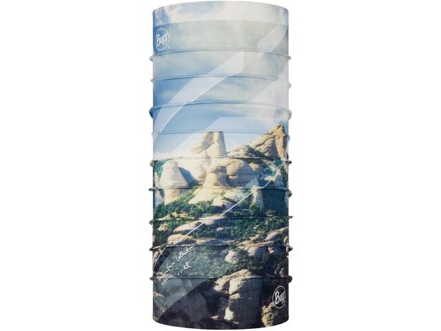 Buff CoolNet UV+ Mountain Collection Loop Sjaal, bont
